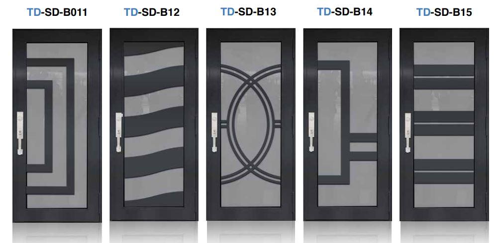 Custom Door Design 3