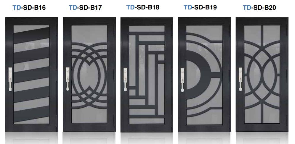 Custom Door Design 4
