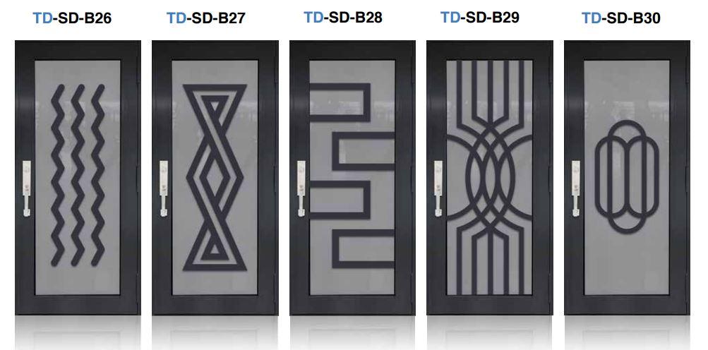 Custom Door Design 6