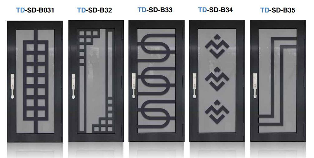 Custom Door Design 7