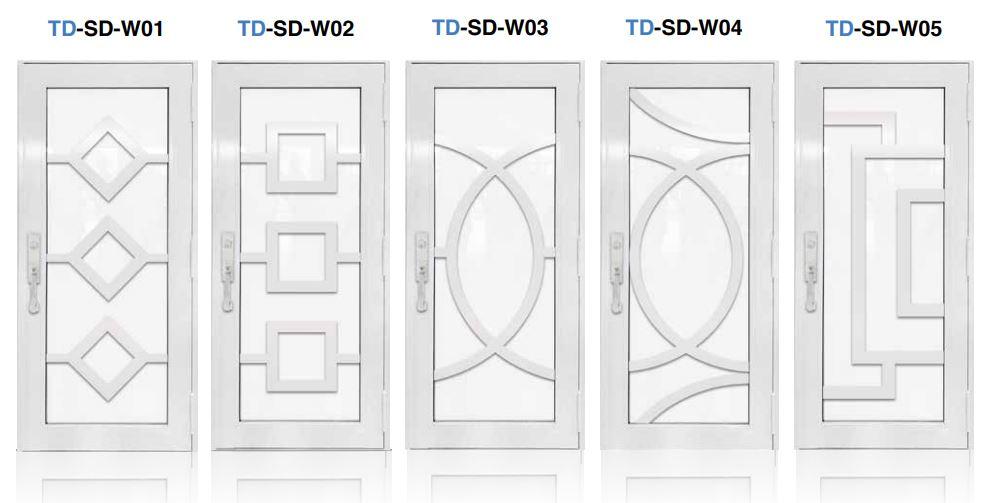Custom Door Design 8