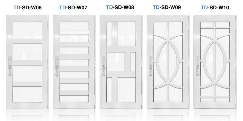 Custom Door Design 9