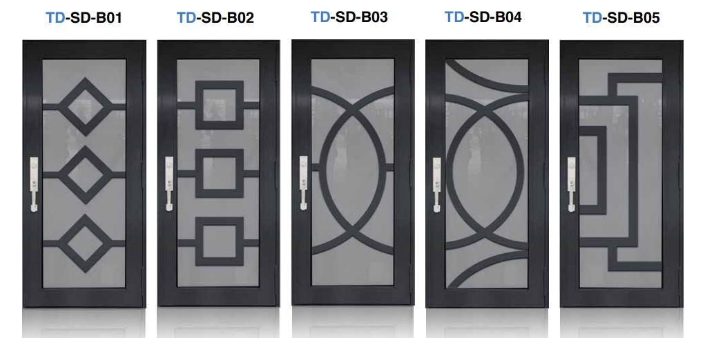 Custom Door Design 1