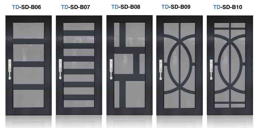 Custom Door Design 2