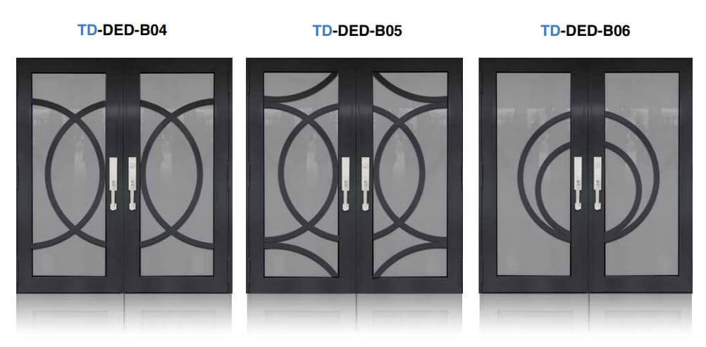 Custom Door Design 16