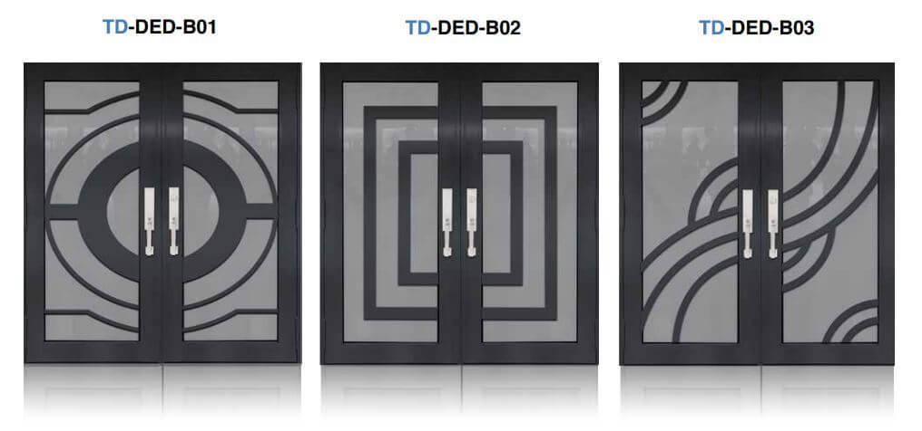 Custom Door Design 15