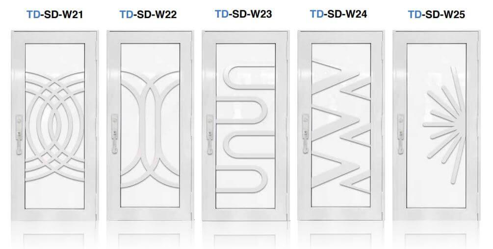 Custom Door Design 12