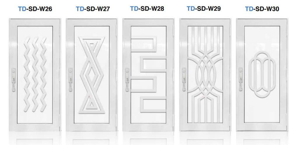 Custom Door Design 13