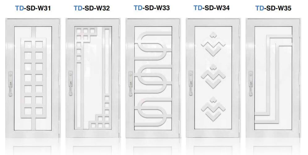 Custom Door Design 14