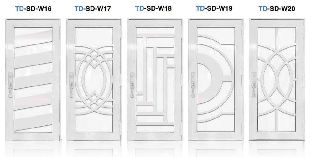 Custom Door Design 11