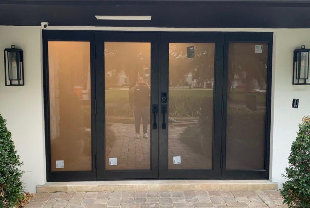 Hurricane Impact French Doors